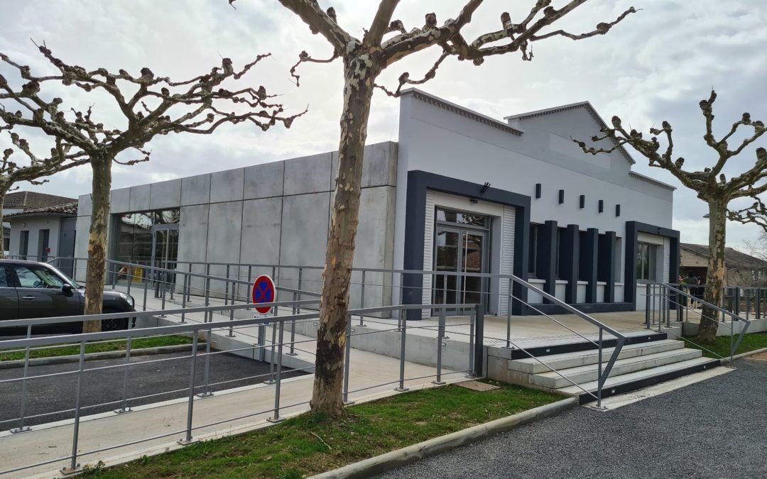 Bâtiment communal St Etienne de Tulmont