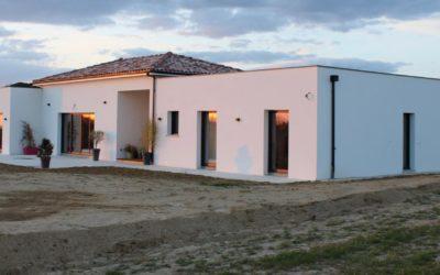 Maison à Léojac