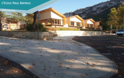 Ecole de Saint Antonin Noble Val